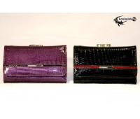 Женский кошелек в 3 сложения